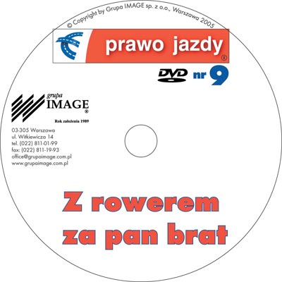 Film Z rowerem za Pan brat
